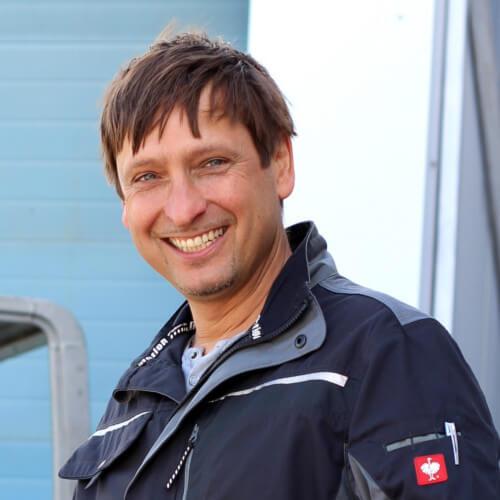 Gabelstapler Experte Jörg Budny